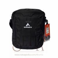 Tas Eiger 3387 Black Tas Shoulder Bag/Tas Selempang Travel