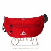 Tas Pinggang Eiger 4127 Waist Bag Rattler Merah