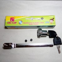 harga Kunci Etalase Kaca Tokopedia.com