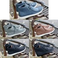 harga Sepatu Boots Chukka Moofeat Boost Original Handmade Murah Berkualitas Tokopedia.com