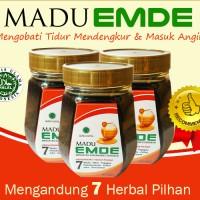 harga Madu Emde Obat Menghilangkan Tidur Mendengkur / Ngorok Tokopedia.com
