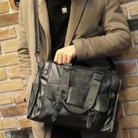Tky268 Tas Kantor Business Travel Kasual Shoulder Bag Pria