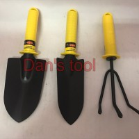 Garden Tools 3 Pcs / Alat Kebun Sekop Mini Garpu Set 3 Pcs