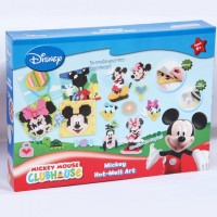 Mainan Anak - 4300pcs Beads Mickey Hot Melt Art