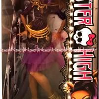 Monster High Frights Camera Action Boneka Monster High Doll Original