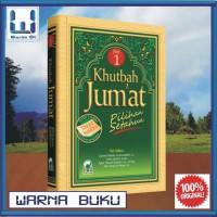 Buku Ceramah Islam Khutbah Jumat Pilihan Setahun Jilid 1