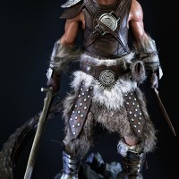 Gaming heads THE ELDER SCROLLS V: SKYRIM - DRAGONBORN EXCLUSIVE STATUE