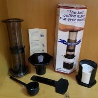Jual alat press kopi Aerobie Aeropress Coffee Maker Tanpa Tote bag Murah
