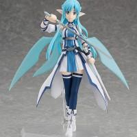 Figure Sword Art Online PVC Figma Asuna ALO Ver kirito