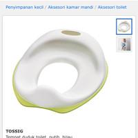 IKEA TOSSIG ~ Dudukan / Tempat Duduk Toilet Anak