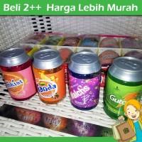 harga Slime Transparan Kaleng Soft Drink, Slime Mainan Anak Warna-Warni Tokopedia.com