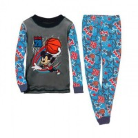 Baju tidur anak laki-laki/Piyama GAP Hk anak laki-laki Mickey Basket