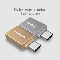 Vivan VOC-C01 USB 3.0 to Type-C Metal OTG Adapter