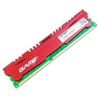 GLOWAY DDR3 GAME-X SERIES PC12800 Single Channel 8GB (1x8GB)