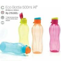 Jual Eco Bottle 500ml 1set (4pcs) Tupperware Murah