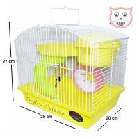 Kandang Hamster 02