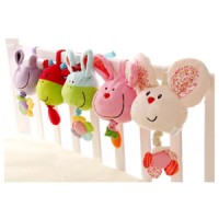 Boneka Tarik Music ELC Blossom Farm - 4 Karakter Animal