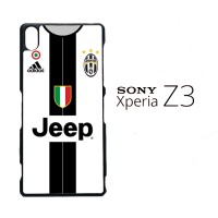 Juventus Jersey 2016-2017 0070 Casing for SONY Xperia Z3 Hardcase 2D