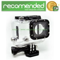 Dazzne Waterproof Housing Case For GoPro Hero 3+ - DZ-307 - Black