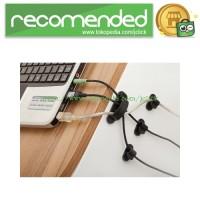 Cable Clips 10pcs - CC926 - Black