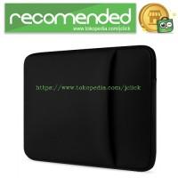 Fashion Soft sleeve Case for Laptop Macbook Pro 13 Inch - Black