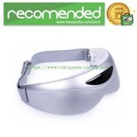 Alat Pijat Mata Elektrik Infrared Sensor Vibration Glasses - White