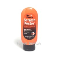 PENGHILANG GORES CAT MOBIL / NU FINISH SCRATCH DOCTOR 192 ML