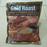 Gold Roast Instant Nutritious Cereal Mix w/ Chocolate Flavour