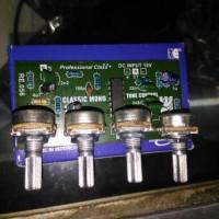 kit tone control mono lm324