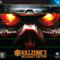 PS3 Killzone 3: Helghast Edition (Without BD Game) R1