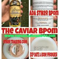 Shampoo Caviar ( versi original, tutup btl spt foto )