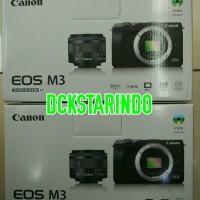 Jual CANON EOS M3 KIT 15-45MM IS STM Murah