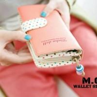 dompet wanita panjang korea style keren