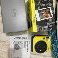 Jual instax mini 70 Yellow (NEW) Murah