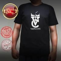 KAOS VAPOR VAPE CITY size S sampai XXL - PROVOKE CLOTHING