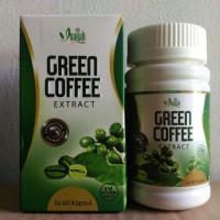 Jual Kapsul Ekstrak Kopi Hijau - Green Coffee Inayah Murah