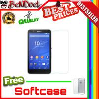 [paket] Tempered Glass Sony Experia Xperia E4 / Dual | Free Ultrathin