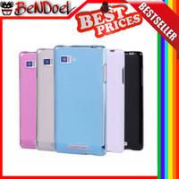 Softcase Sillicone Softshell Ultraslim Jelly Case Lenovo Vibe Z / K910