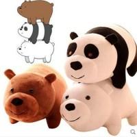 Jual Boneka We Bare Bears Boneka Grizzly Boneka Panda Boneka Polar Wisuda Murah