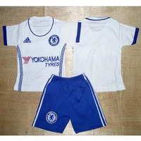 Harga hot promo setelan baju bola anak bayi chelsea | antitipu.com