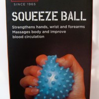 Body Sculpture Squeeze Ball / Bola tangan / Bola Fitness /Bola Therapy