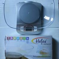 TERBATAS Timbangan Kue Digital Heles 5kg HL3650 MURAH MERIAH