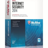 Protection Software - McAfee - Internet Security 3 User 20170228