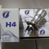 Lampu utama headlamp RTD cree corong H4