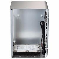 Jonsbo U1 Window Silver Mini ITX Case | Aluminium Computer PC Casing 1