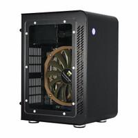 Jonsbo U1 Window Black Mini ITX Case | Aluminium Computer PC Casing 1 /