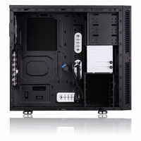 Jonsbo QT01 Black ATX Case | Silent Computer Tower PC Casing 1/1