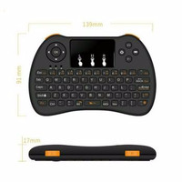 Mini Keyboard H9 Wireless 2.4G Keyboard Touchpad Gaming Air Mouse