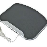 Lexcron Mousepad + Hub - Hitam