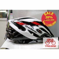 HELMET SELEV MITO RED RACE 56-60M